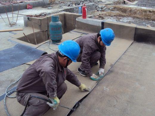 南京屋面防水