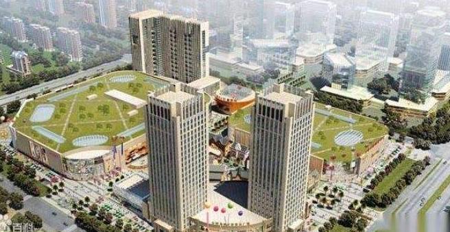 滁州世界贸易广场