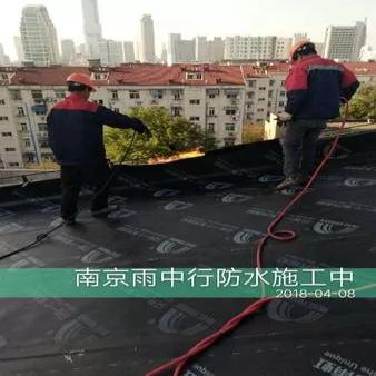 什么是高质量防水施工?找滁州防水公司