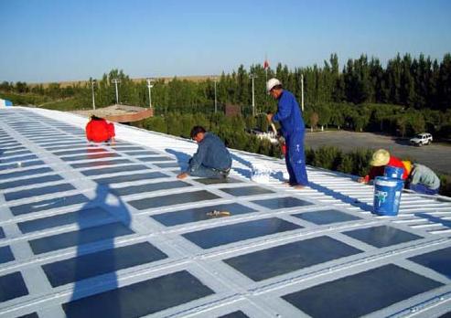 仪征金属屋面防水